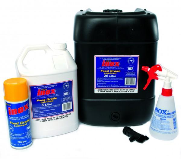 About Inox - Inox Lubricants - Australian manufacturer of lubricants